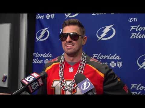 DJ Jaime Ferreira aka Dirty Elbows - TBL's Alex Killorn Is All About The FitzMagic!