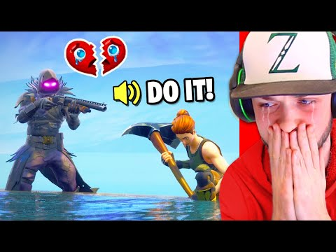The *SADDEST* Moments In Fortnite's HISTORY...