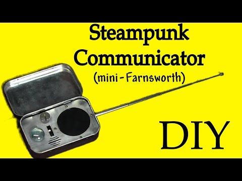 How to Make an Altoids Tin Farnsworth (Prop DIY)