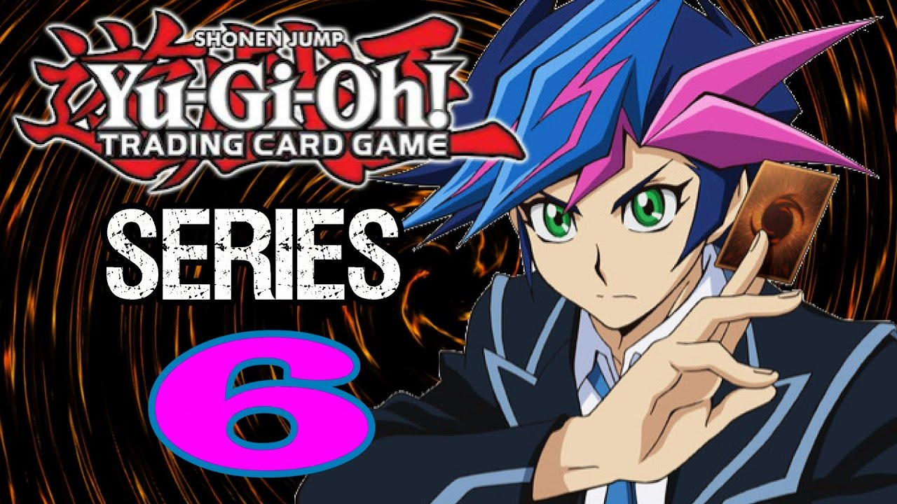 yu gi oh series 6 announced new protagonist and deck theories