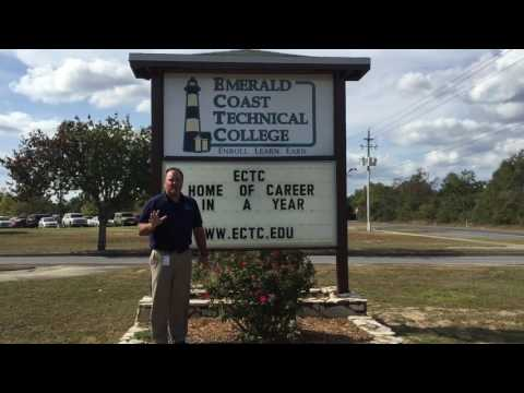 Emerald Coast Technical College - Enrolling students for all ECTC programs beginning in January