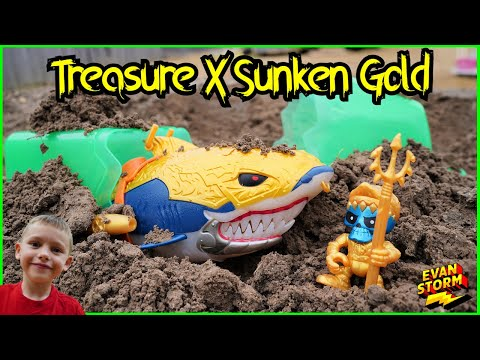 Treasure X Sunken Gold:  Treasure Map Adventure