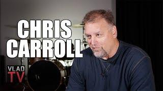 Former Las Vegas police sergeant Chris Carroll spoke openly to Vlad...