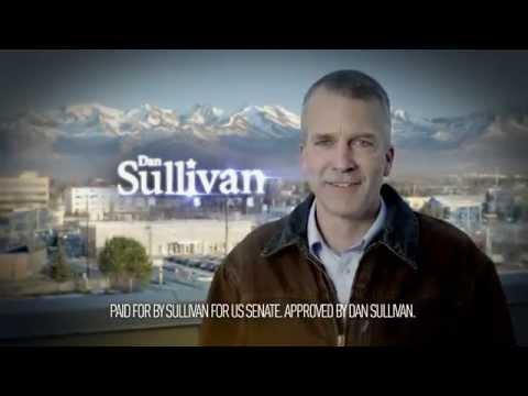 Dan Sullivan for Senate: Service