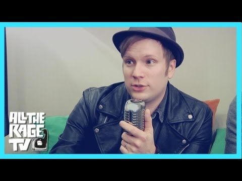 FALL OUT BOY talk recording