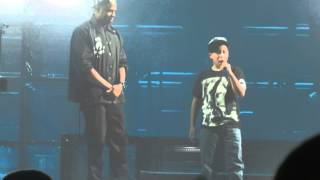 Download JAY Z brings 12 year old on stage - Greensboro, NC (1080p) Mp3 and Videos