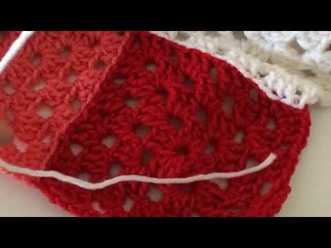 How to complete the Invisible Join for Granny Squares