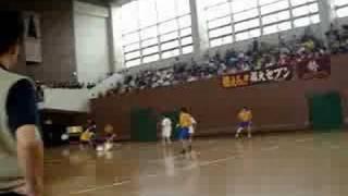2007年5月3日(木)ハンドボール男子試合