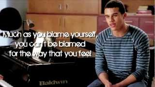 Baixar Glee - Let Me Love You (Until You Learn To Love Yourself) (Lyrics)