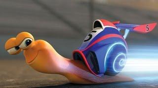 Как улитка стала ТУРБО!  DreamWorks Turbo TOY review.
