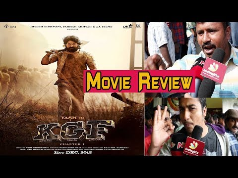 KGF : Chapter 1 Review | KGF Movie Review | Yash | Srinidhi Shetty