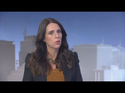 Q+A with Prime Minister Jacinda Ardern