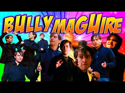 3-years-of-bully-maguire-compilation-|-all-appearences-of-emo-peter-in-weird-trailers