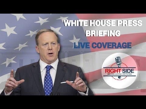 LIVE STREAM: White House Daily Press Briefing w/ Sean Spicer - 6/6/17