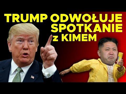 Trump odwołuje spotkanie z Kimem! Kowalski & Chojecki NA ŻYWO w IPP TV 25.05.2018