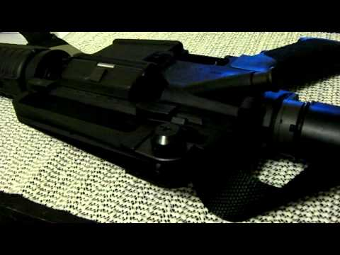 AR-15 TIP TO SHOOT 100 AND 200 METERS WITH A 300 METER BZO