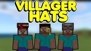 Minecraft Bedrock: Villager Ha…