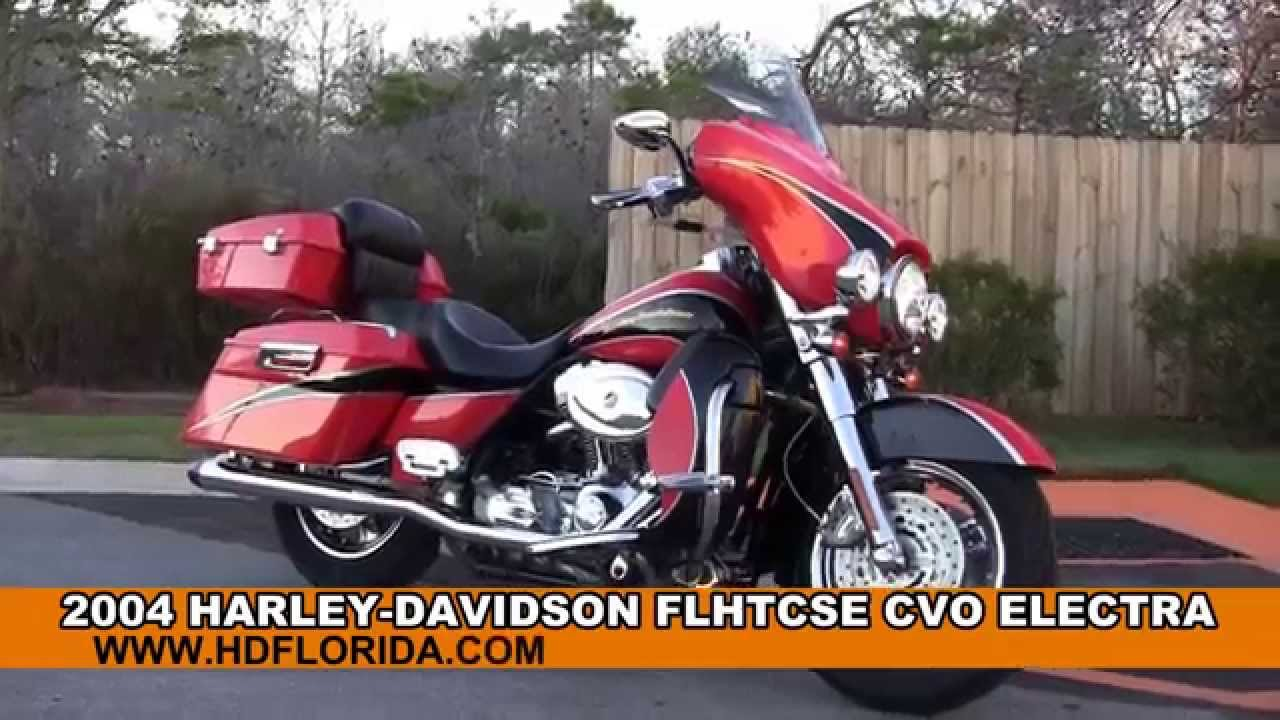 2004 Harley Davidson Screamin Eagle Electra Glide For Sale In Alabama.html | Autos Weblog