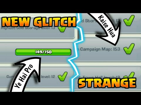 NEW AMAZING GLITCH FOUND IN CLASH OF CLASH 2018 | Clash Of Clan Glitch |
