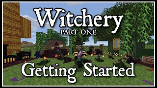 Video Witchery: Getting Started Part 1 (Witches oven, Cauldron, and the base plants/ingredients) download MP3, 3GP, MP4, WEBM, AVI, FLV September 2017