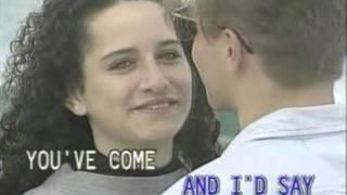 Steep - Lauren Christy Karaoke