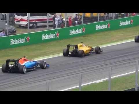 Formula 1 2016 Italy Monza Tribune B6