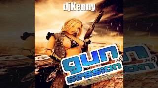 DJ Kenny - Gun Session (Dancehall, Hip-Hop Mixtape 2015)