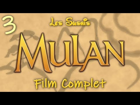 Download Mulan - Les Sushis [Fandub Complet] 3/9