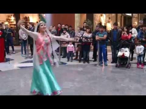 Novosibirsk Mall Dancer Kazakhstan Version