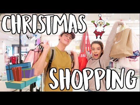Download Youtube: CHRISTMAS SHOPPING! VLOGMAS DAY 15!