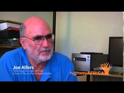 Joe Alfers interview