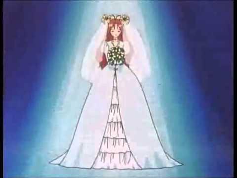 008 - [Anime] Wedding Peach DX - Transformations of Wedding Peach ...