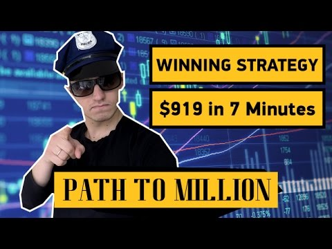 Binary Options Martingale Strategy -