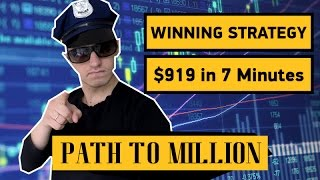 Binary Options Strategy That Can Bring You Thousands $$$ - Martingale Strategy
