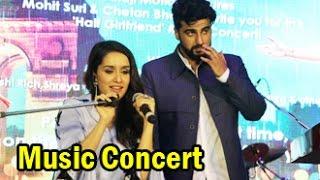 Half Girlfriend Music Concert | Arjun Kapoor, Shraddha Kapoor | Full Event Video