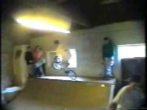 evo (darren evans) cardiff bmx rider- 1991