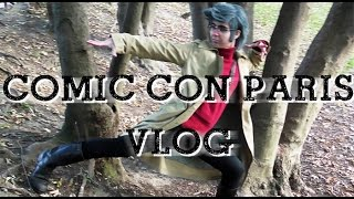 Comic Con Paris Vlog | Cosplay Cave