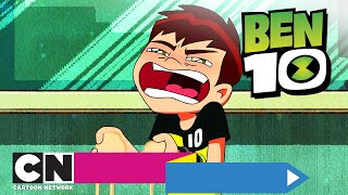 Бен 10 | Голосуй за Зомбозо | Cartoon Network