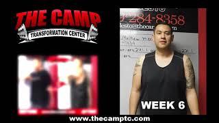 Modesto Weight Loss Fitness 6 Week Challenge Results - Matthew Mercado