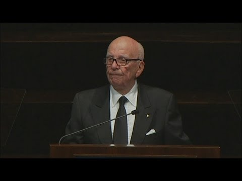 Murdoch on Immigration: Australia must be open to all