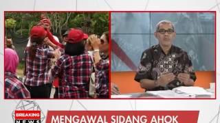 Nicholay Aprilindo : Justru Ahok yang pertama singgung isu sara - iNews Breaking News 14/03