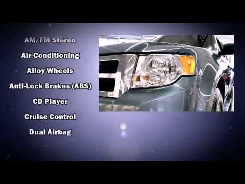 2010 Ford Escape Xlt Automatic Fog Lights