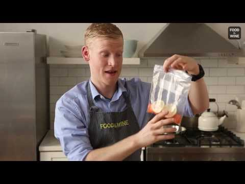 How to Poach Salmon in a Baggie