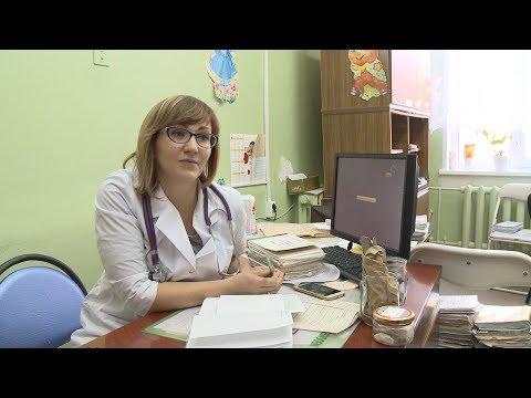 Анна Контиевская - новый педиатр апатитской детской поликлиники