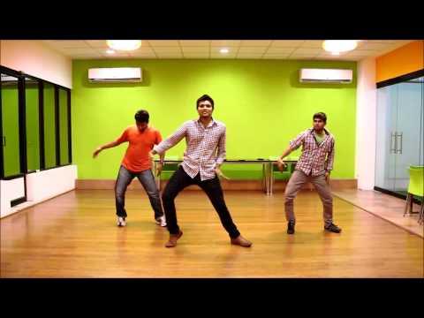 Dance practice for Bujji pilla by coMakeITian's(Praneeth, Sampath & SAvinash)