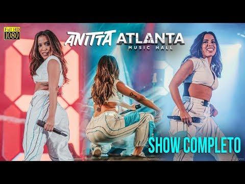 Anitta SHOW COMPLETO no Goiânia  Festival 09122018