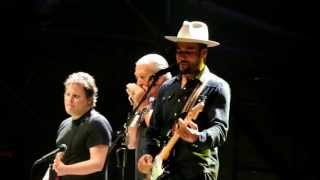 Ben Harper & Charlie Musselwhite - I'm In I'm Out And I'm Gone - live pistoia blues 3 luglio 2013