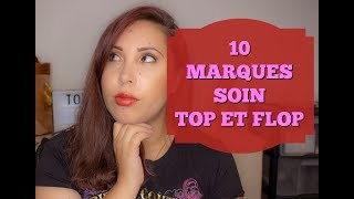 10 MARQUES SOIN TOP FLOP