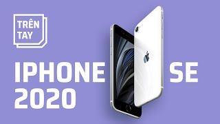 Trên tay iPhone SE 2020