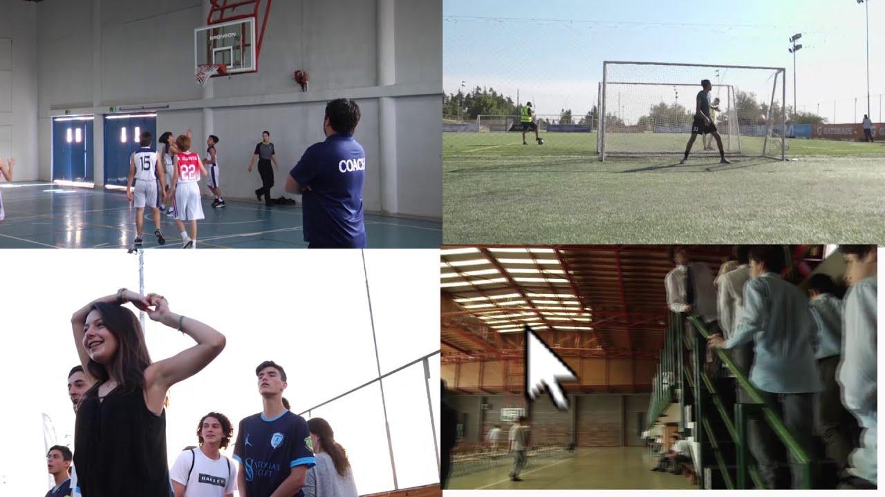 Deportivo Escolar - Capítulo 37